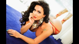 Sexy Trans Bianka Nascimento In Posa Sensuale