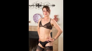 Trans Kimberly Kills In Sexy Lingerie Nera