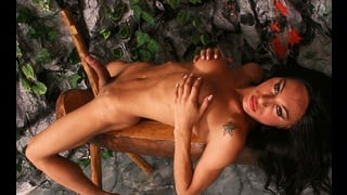 Sexy Trans Mylena Bysmark Stesa Nuda