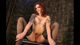 Ts Britanny St Jordan Nud In Posa Provocante3