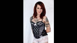 Sexy Trans Tatuata Britanny St Jordan