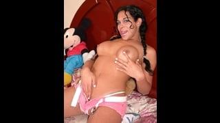 Ts Marjorie Romao Nuda Con Short A Mutanda