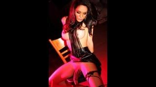 Bella Sexy Trans Melissa Pozzi In Posa