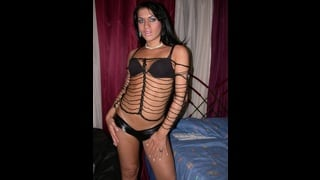 Sexy Trans Alanda Dumont In Intimo Sexy