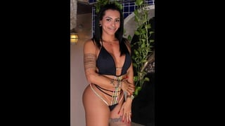 Sexy Foto Della Transessuale Isabelle Ferreira