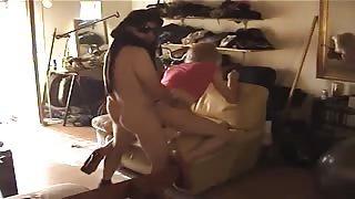 Video fatto in casa di coppia esibizionista..
