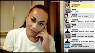 Graziella Toledo in webcam!