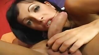 Video hard trans amatoriale con Carla Novaes!