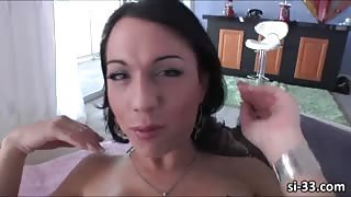 Shemale Danika Dreamz in un sexy video solo!