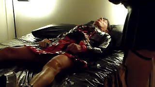 Mistress torture Crossdresser to the end