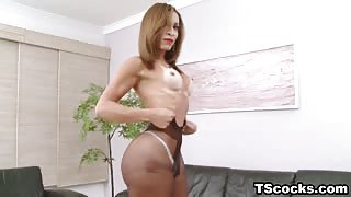 Casting xxx with latina shemale