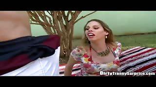 TS Bia Bastos sex tapes!Part:1