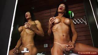 Video trans solo con Alinne Ganzarolli