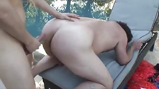 Provocative Jesse's Flores transsexual ass