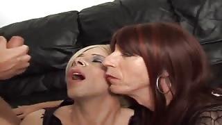 Scene hardcore di travestiti perversi