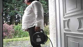 Homemade amateur TSporn video