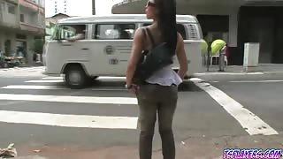 Gnocca travel in Brasile