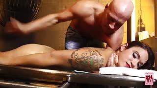 Porno massaggio di Christian xxx