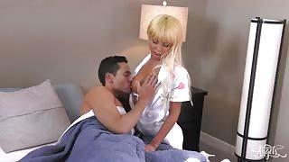 Sexually attractive nurse Miran