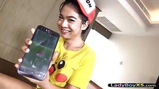 Porno pokemon con ladyboy giovanissima