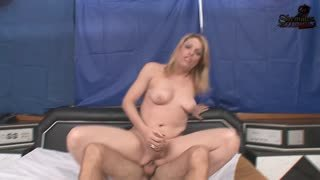 Blond passive shemale HD anal sex