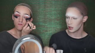 Drags queen makeup video gratis