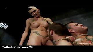 Trans mistress Danni Daniels!